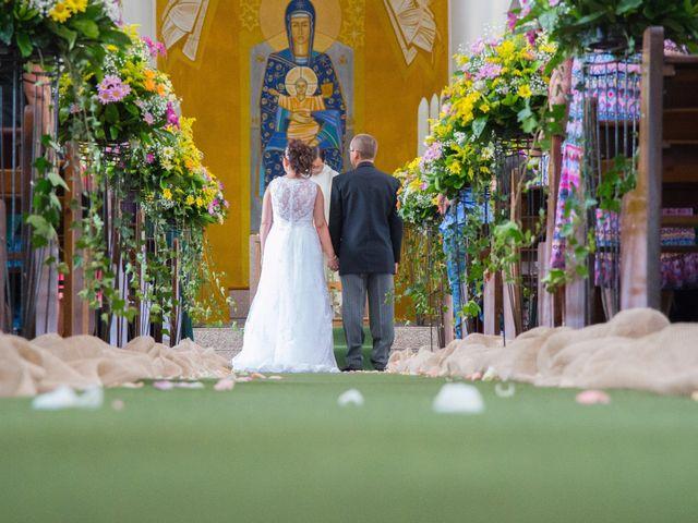 O casamento de Jean e Vanderleia em Morungaba, São Paulo 1