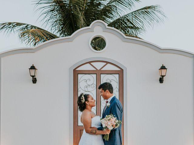 O casamento de Luana e Edu