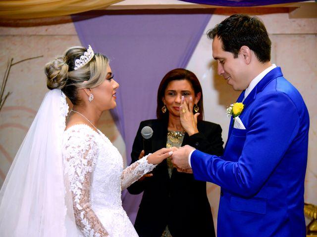 O casamento de Wiverson e Adriany em Ananindeua, Pará 19