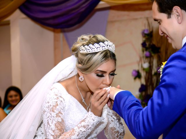 O casamento de Wiverson e Adriany em Ananindeua, Pará 20