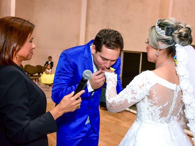 O casamento de Wiverson e Adriany em Ananindeua, Pará 21