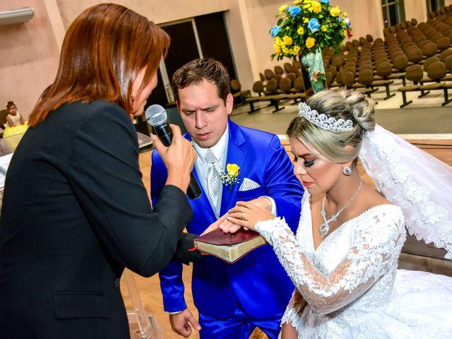 O casamento de Wiverson e Adriany em Ananindeua, Pará 22