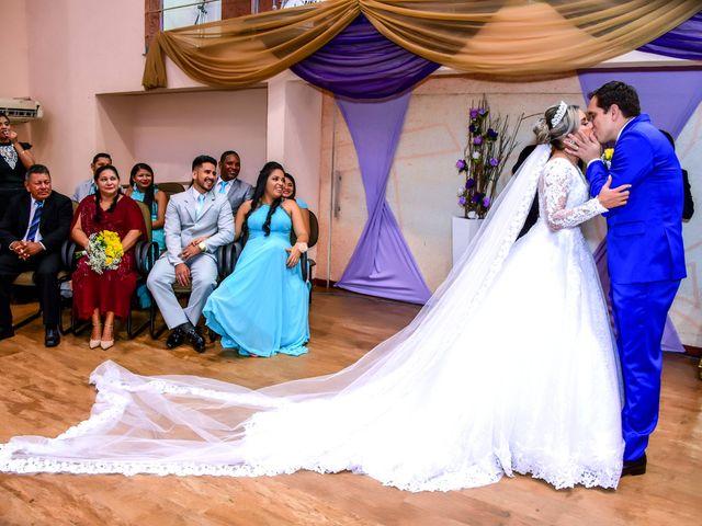 O casamento de Wiverson e Adriany em Ananindeua, Pará 23