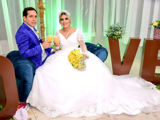 O casamento de Adriany e Wiverson