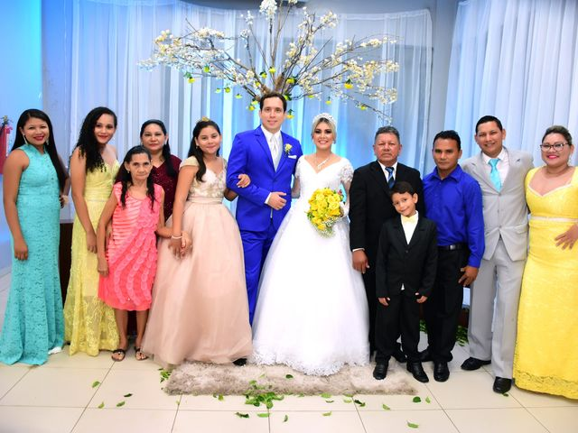 O casamento de Wiverson e Adriany em Ananindeua, Pará 40