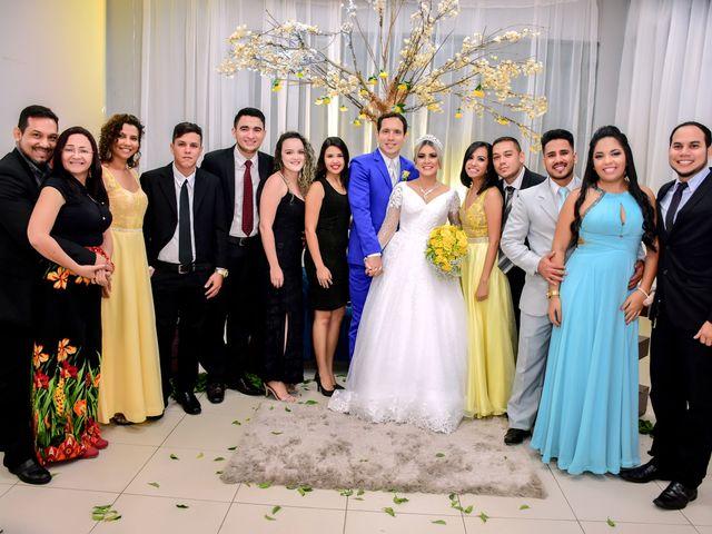 O casamento de Wiverson e Adriany em Ananindeua, Pará 45