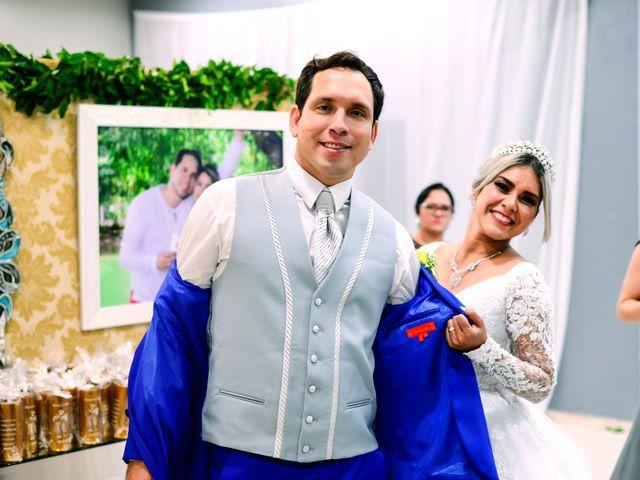 O casamento de Wiverson e Adriany em Ananindeua, Pará 56