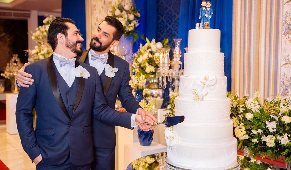 O casamento de Roberto e Guilherme em Vila Velha, Espírito Santo