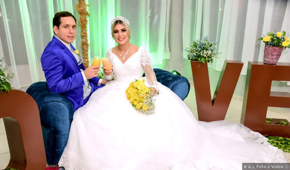 O casamento de Wiverson e Adriany em Ananindeua, Pará