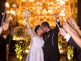 O casamento de Pâmela e José Ricardo