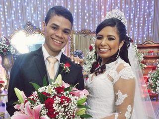 O casamento de Carla Mikaela e Jhonatas  1