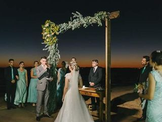 O casamento de Priscila Duarte e Rafael Santos 1
