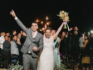 O casamento de Priscila Duarte e Rafael Santos