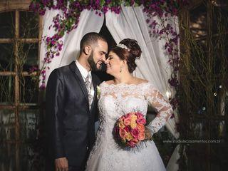O casamento de Diana  e Rafael