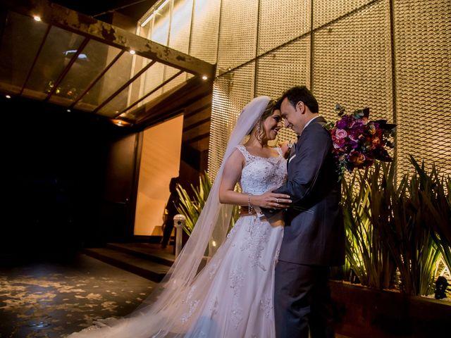 O casamento de Danielle e Maurício
