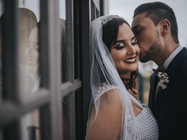 O casamento de Beatriz e Efraim