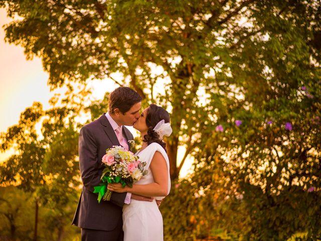O casamento de Isabel e Francisco