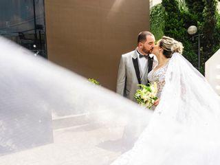 O casamento de Paloma e Carlos