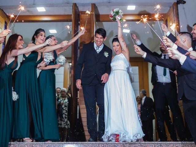 O casamento de Sabrina e Ronaldo