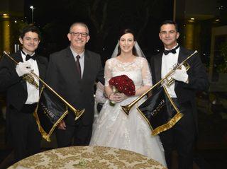 O casamento de Daniele e Isaque 3