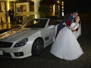 O casamento de Daniele e Isaque