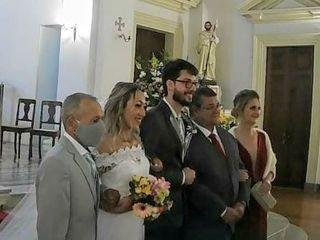 O casamento de Cintia e Romulo 1