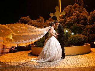 O casamento de Ana Cristina e Cleverson 3