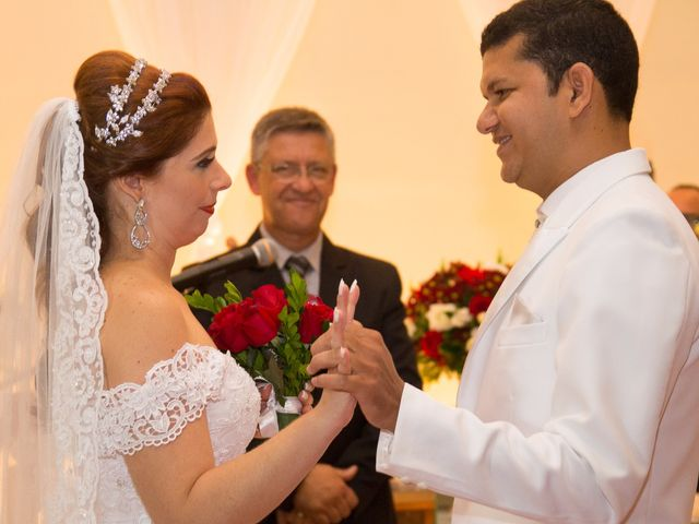O casamento de Grazi e Carlos