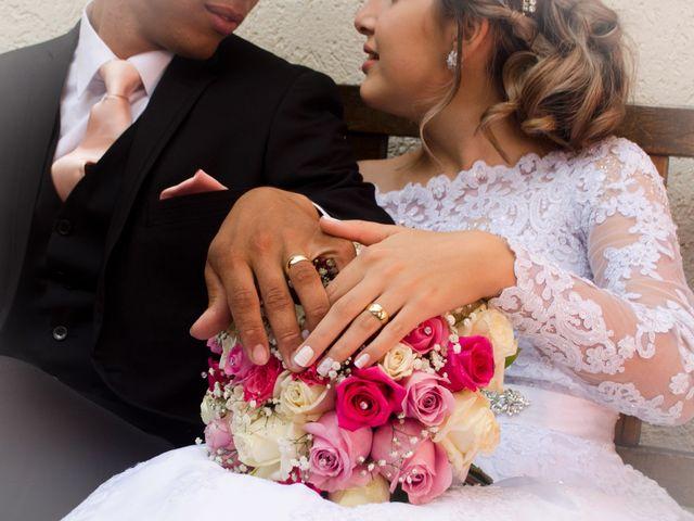 O casamento de Larissa e John