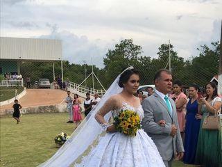 O casamento de Amanda  e Raffael 1