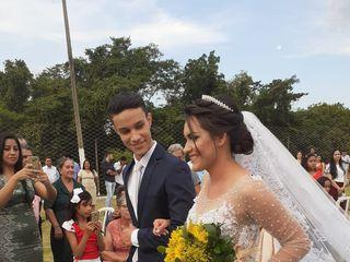 O casamento de Amanda  e Raffael