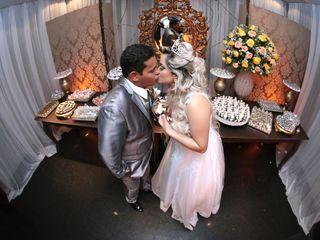 O casamento de Ewerlin e Rossicley