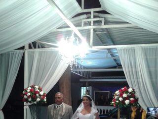 O casamento de Alciane e Arquimedes 1