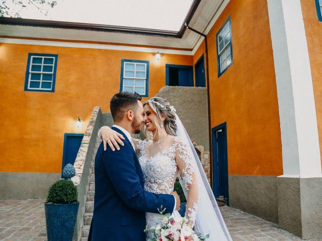 O casamento de Daiane e Felipe