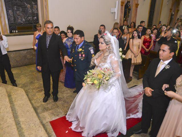 O casamento de Rossicley e Ewerlin em Belém, Pará 12