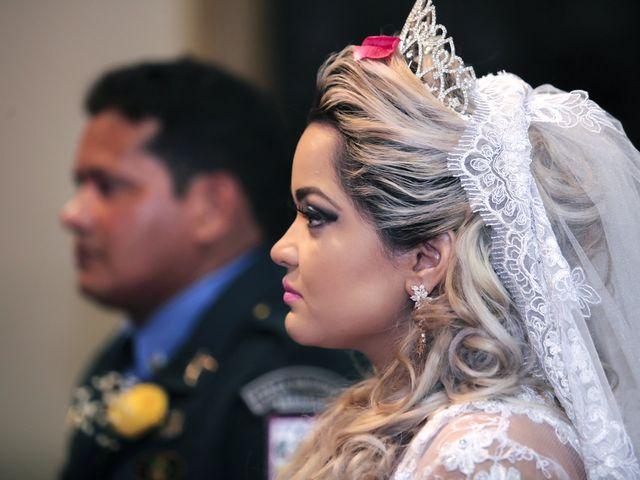 O casamento de Rossicley e Ewerlin em Belém, Pará 14
