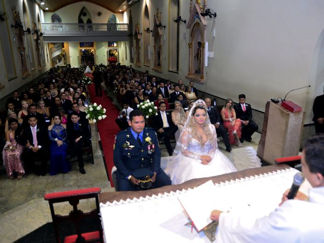 O casamento de Rossicley e Ewerlin em Belém, Pará 15