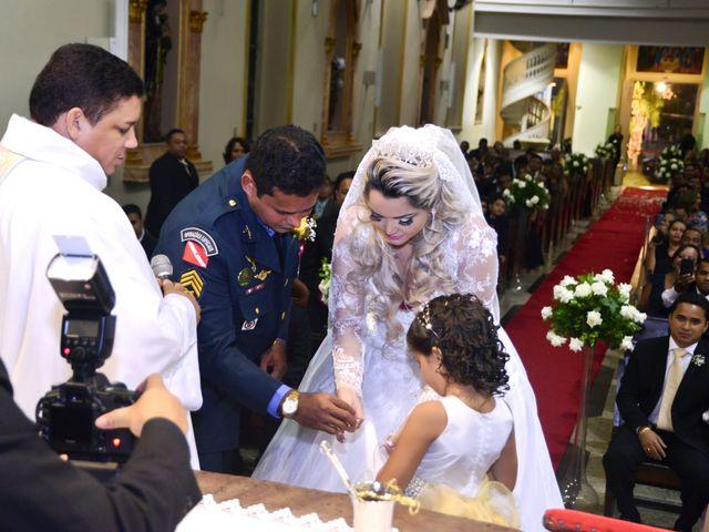 O casamento de Rossicley e Ewerlin em Belém, Pará 17