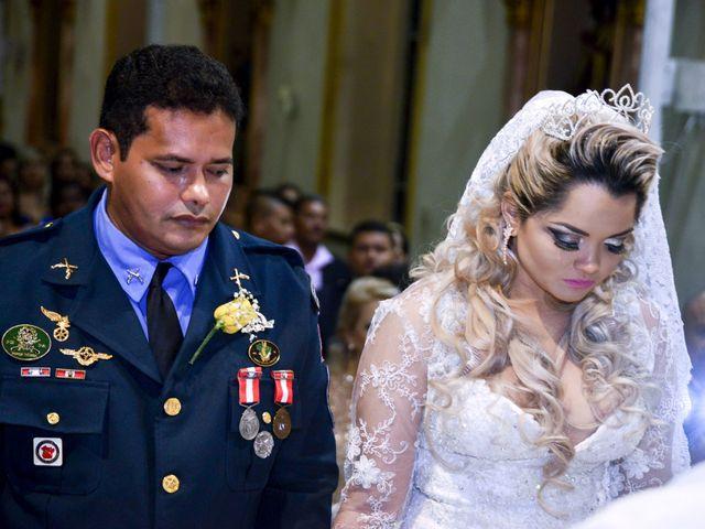 O casamento de Rossicley e Ewerlin em Belém, Pará 19