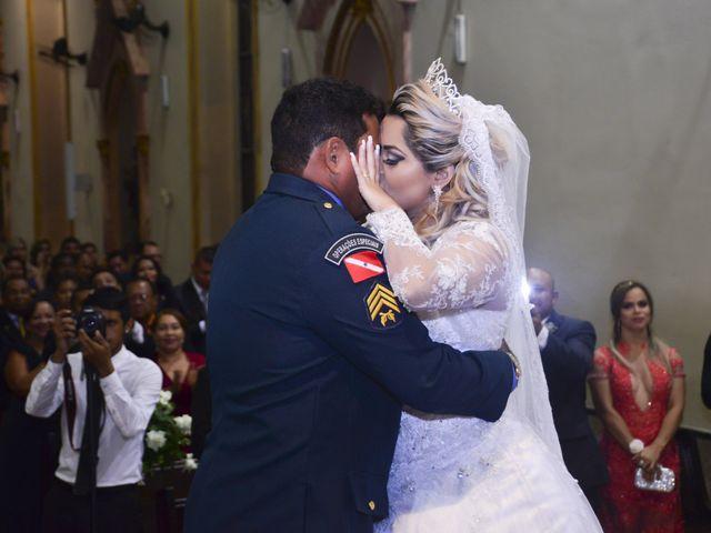 O casamento de Rossicley e Ewerlin em Belém, Pará 20