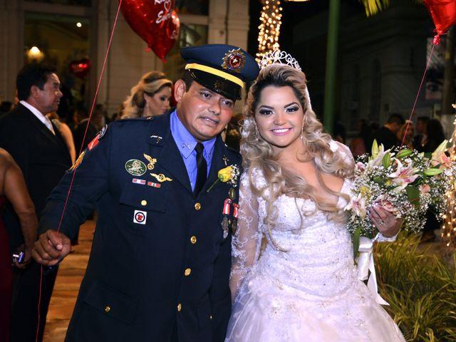 O casamento de Rossicley e Ewerlin em Belém, Pará 23