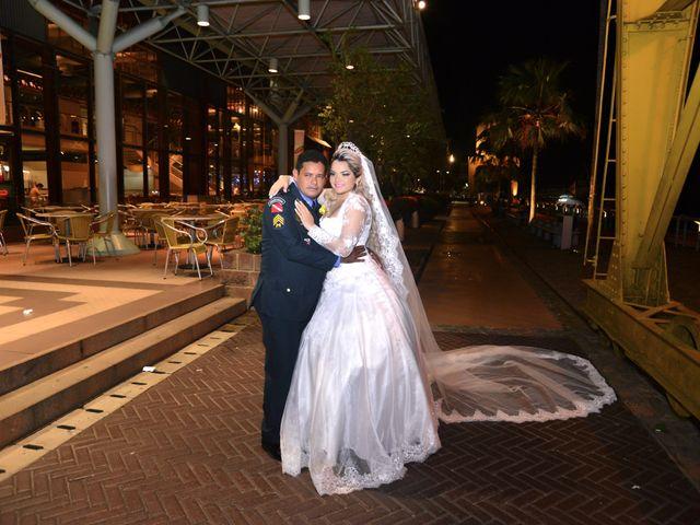 O casamento de Rossicley e Ewerlin em Belém, Pará 25
