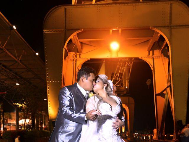 O casamento de Rossicley e Ewerlin em Belém, Pará 30