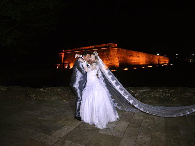 O casamento de Rossicley e Ewerlin em Belém, Pará 34