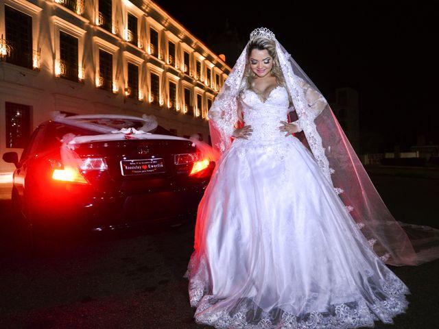 O casamento de Rossicley e Ewerlin em Belém, Pará 36