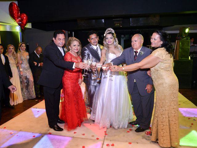 O casamento de Rossicley e Ewerlin em Belém, Pará 48