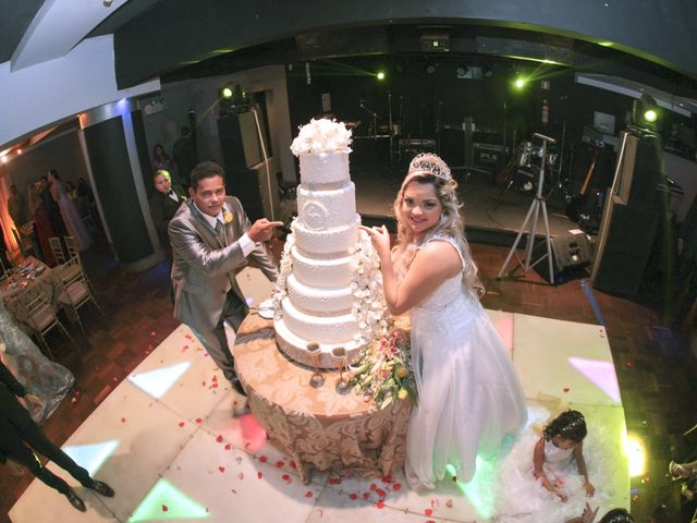 O casamento de Rossicley e Ewerlin em Belém, Pará 52