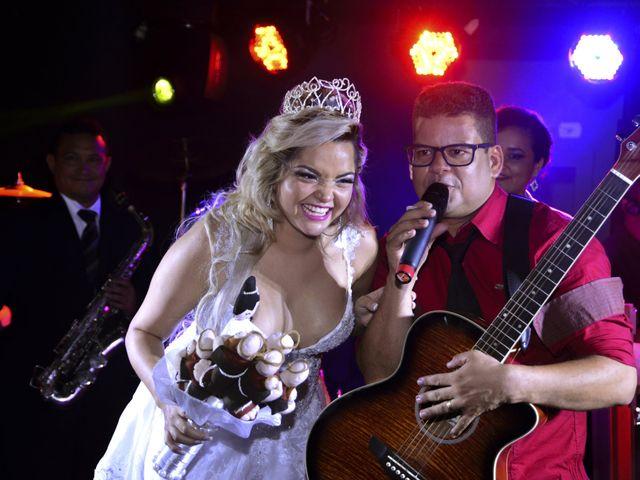 O casamento de Rossicley e Ewerlin em Belém, Pará 61