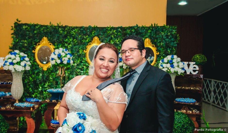 O casamento de Elias e Suelen em Manaus, Amazonas