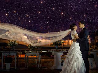 O casamento de Duda e Vinicius